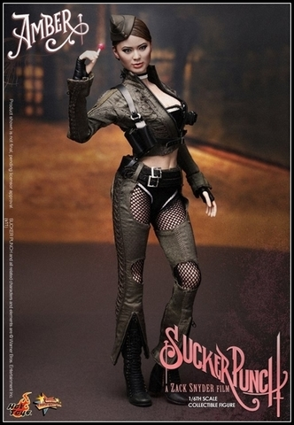 Sucker Punch - Amber Collectible Figure