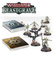 Warhammer Underworlds: Beastgrave – The Grymwatch (Русское издание)