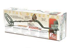 Металлоискатель Fisher F44-11DD  + пинпоинтер F-Pulse