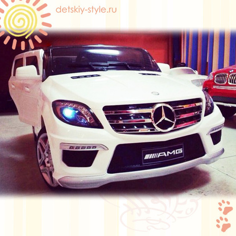 Mercedes Benz ML63