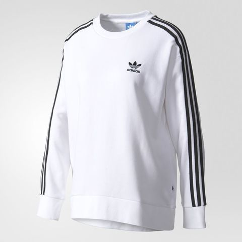 Свитшот женский adidas ORIGINALS 3S A-LINE SWEAT