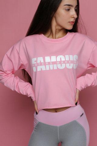 Короткая толстовка FS Famous