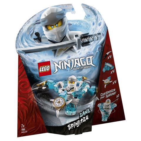 LEGO Ninjago: Зейн: мастер Кружитцу 70661 — Spinjitzu Zane — Лего Ниндзяго