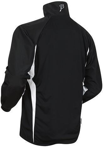 Мужская утеплённая ветровка Bjorn Daehlie Jacket Charger Black (472) (81472 23901) фото