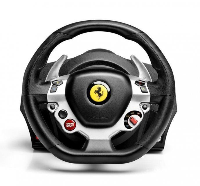 Thrustmaster TX Racing Wheel Ferrari 458 Italia Edition , Xbox One