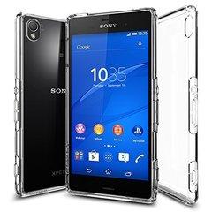 Прозрачный чехол-накладка для Sony Xperia Z3
