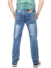 E03 джинсы мужские