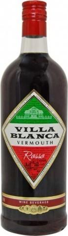 Винный напиток VILLA BLANCA VERMOUTH ROSSO, 1 л