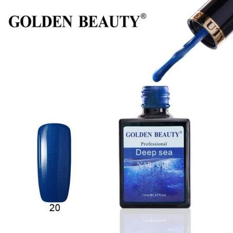 Гель лак Golden Beauty 14ml №20