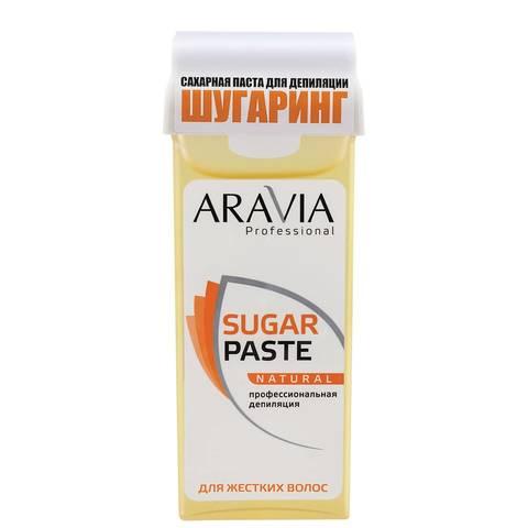 Паста сахарная Натуральная мягкая для депиляции картридж 170г Аравия