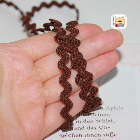 Вьюнчик 5мм (т.коричневый) ЛВ34