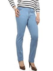 K901 джинсы женские, голубые