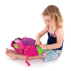 Непромокаемый рюкзак розовый