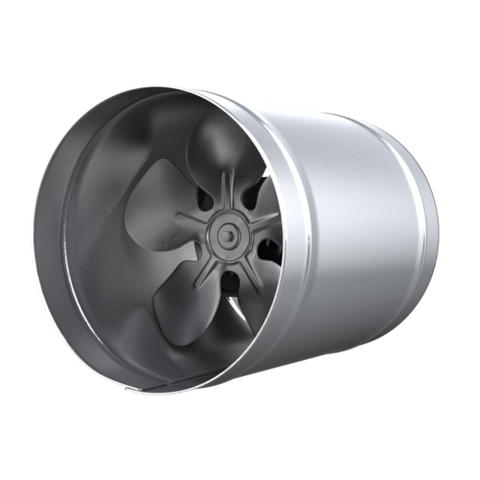 Вентилятор канальный осевой Эра CV-160 d160 (280м3/ч)