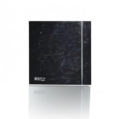 Лицевая панель для вентилятора S&P Silent 100 Design Marble Black