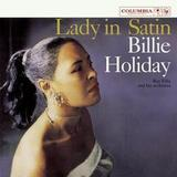 Billie Holiday, Ray Ellis And His Orchestra / Lady In Satin (LP)