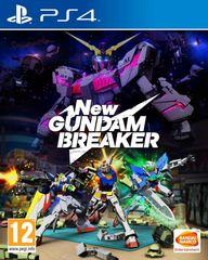 PS4 New Gundam Breaker (английская версия)