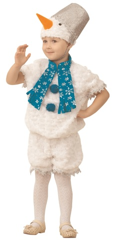 Костюм Снеговик Снеговишка