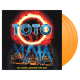 Toto / 40 Tours Around The Sun (Coloured Vinyl)(3LP)