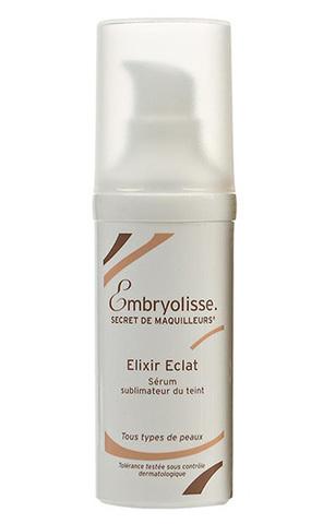 Ухаживающая основа под макияж с эффектом сияния, Embryolisse