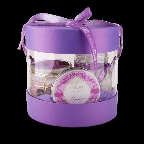 """Подарочный набор """"Violet"""" от Peroni"""