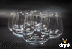 Набор из 6 стаканов для виски ALIZEE, 400 мл
