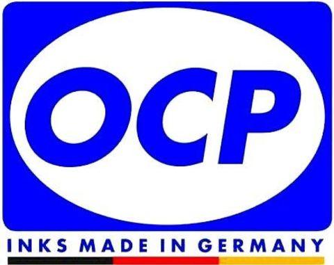 Сублимационные чернила OCP Stella DX голубые, 100 г