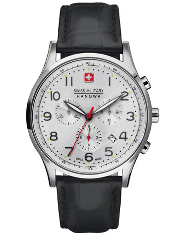 Часы мужские Swiss Military Hanowa 06-4187.04.001 Patriot