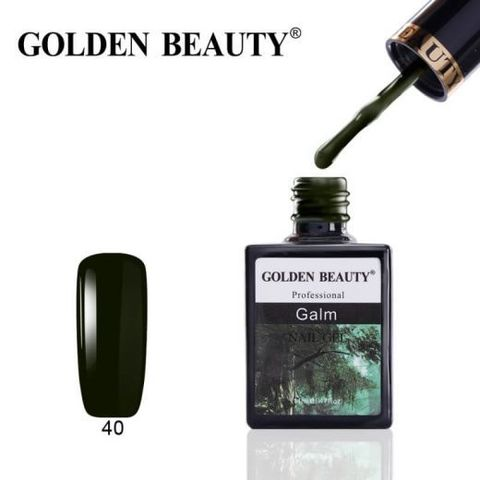 Гель лак Golden Beauty 14ml №40