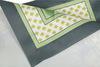 Салфетки 4 шт 40x40 Blonder Home Spring зеленые