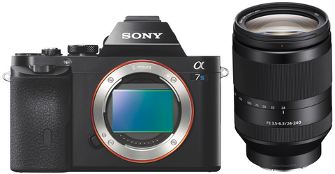 Sony Alpha ILCE-7SM2 Kit Sony FE 24-240mm f/3.5-6.3 OSS (SEL24240)