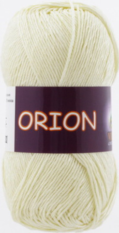 Пряжа Orion Vita cotton 4553 Молочный