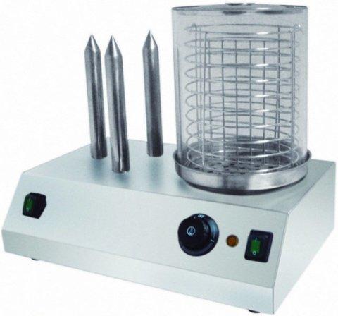 фото 1 Аппарат для приготовления хот-догов Enigma IHD-03 на profcook.ru