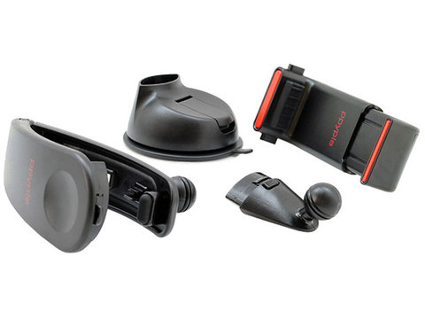 Автомобильный держатель Ppyple Dash-Q5 black