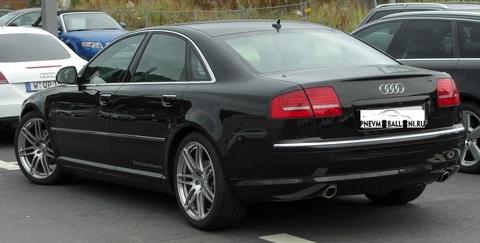 Audi A8D3 (4Е, 4Н) 2002-2010 Ремонт Задней Пневмоподвески