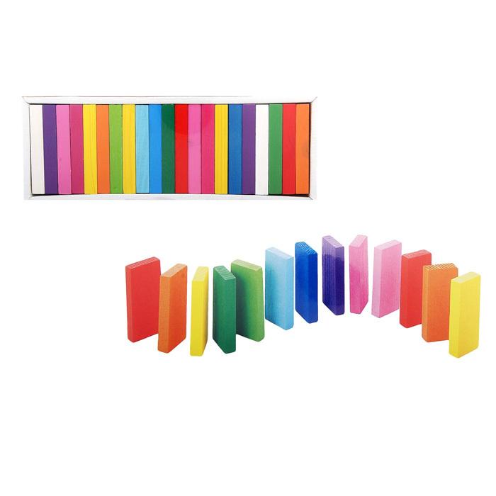 деревянная игрушка для изучения цветов и оттенков марки Томик произведена России