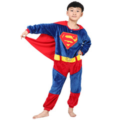 Пижама кигуруми Супермен — Pajamas kigurumi Superman