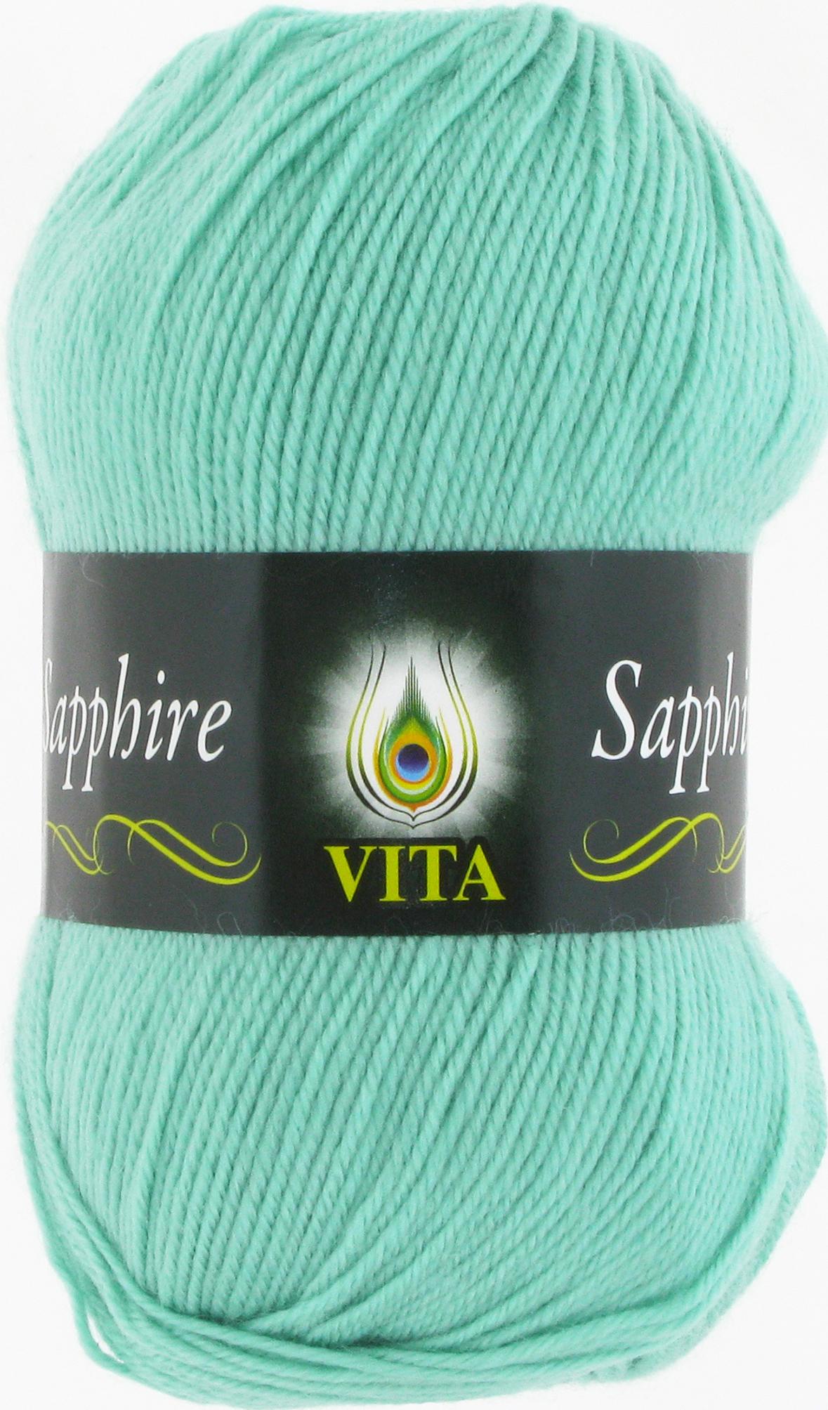 Vita Sapphire 1536 светло-зеленая бирюза