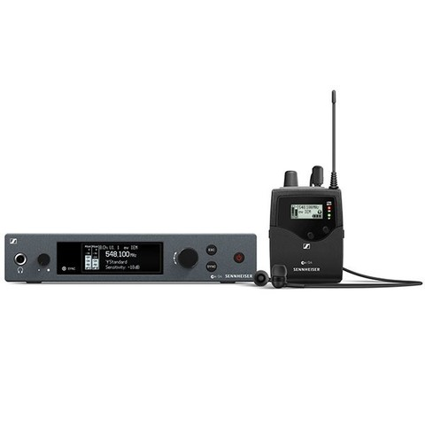 Sennheiser EW IEM G4-G радиосистема персонального мониторинга