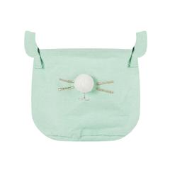 Корзина текстильная Meow Mint