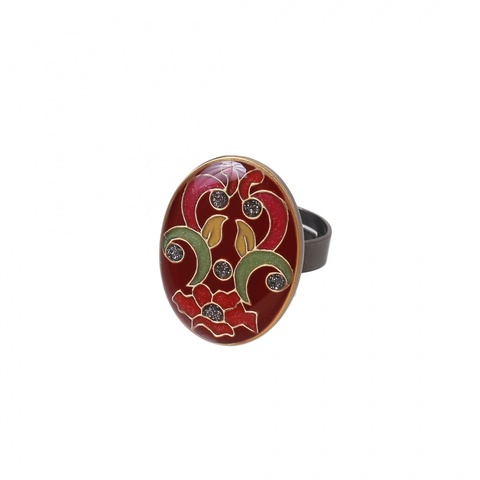 Кольцо Clara Bijoux K74892-2 R