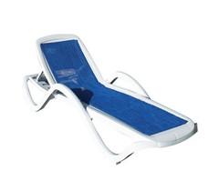Шезлонг пластиковый Capri Blue