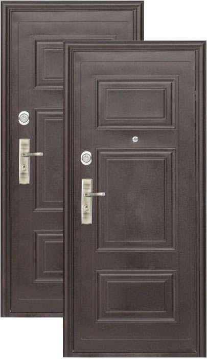 дверь входная металлическая 1900