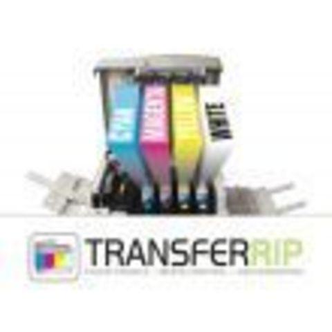 FOREVER TransferRip - программный RIP для расстрирования и управления цветом при трансферной печати. CMYWK - для 5-ти цветных принтеров.
