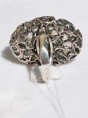 Теола (кольцо + серьги из серебра)
