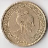 K6096, 2001, Дания, 20 крон