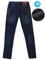 KE18095 джинсы мужские, утепленные