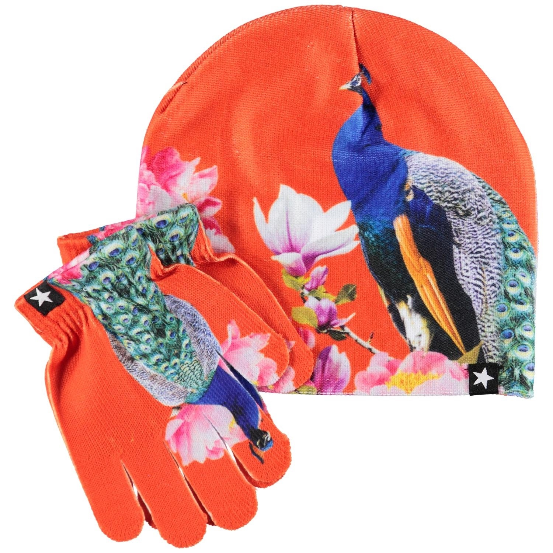 Комплект Molo Kaya Majestic Peacock