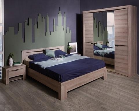 Спальня модульная ГАРДА-8