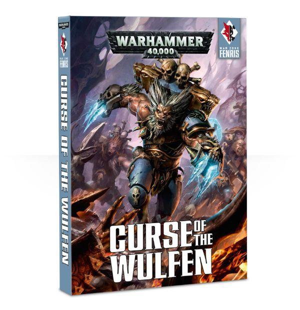 War Zone Fenris: Curse of the Wulfen (Softback)